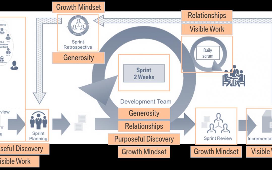 Wie Working Out Loud agiles Mindset fördert – ein Praxisbericht